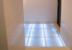 サムネイル: [ガラス床] ルームエントランス