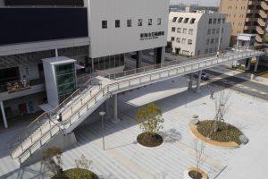 サムネイル: 太田川駅前歩道橋